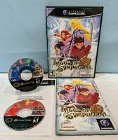 Tales of Symphonia (Nintendo GameCube, 2003) Complete with Manual - Tested