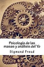 Psicologia de Las Masas y Analisis Del Yo by *Sigmund Freud (2017, Paperback)