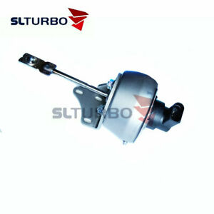 Turbo actuator wastegate with sensor 775517 for Audi A3 1.6 TDI (8P/PA) 105 HP