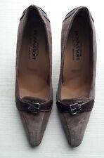 40 Scarpe da donna con tacco medio: 3,9 7 cm marrone