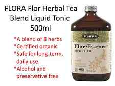 1 x 500ml FLORA Flor Herbal Tea Blend Liquid Tonic/ Essence Liquid Cleansing Tea