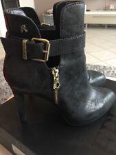 Replay Boots Gr. 40 schwarz ***wie neu***