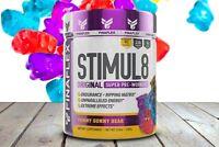 FinaFlex STIMUL8 Pre-Workout ENERGY FOCUS Burn Fat, Build Muscle - 40 Servings