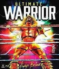 WWE: Ultimate Warrior Always Believe  Blu Ray, 2 Disc Set Brand New