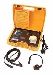 Martindale - EPAT1600 - Dual Voltage Manual PAT Tester - QTY 1 (Inc VAT)
