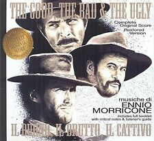 Ennio Morricone - The Good The Bad and The Ugly (Complete Original Score) [CD]