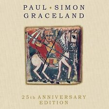 PAUL SIMON ~ GRACLEAND 25th ANNIVERSARY EDITION CD/DVD - NEW & SEALED
