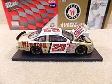 New 1999 Action 1:24 Diecast NASCAR Jimmy Spencer Winston Food City Taurus CW