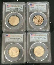 2019-S American Innovation Proof Dollar 4-Coin Set, PCGS PR-69,    First Strike