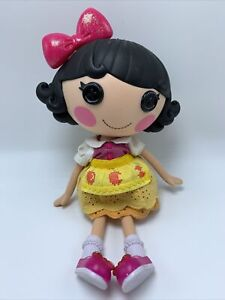 """MGA LalaLoopsy """"Snowy Fairest"""" 12in  Full Size Doll - No Pet Snow White"""