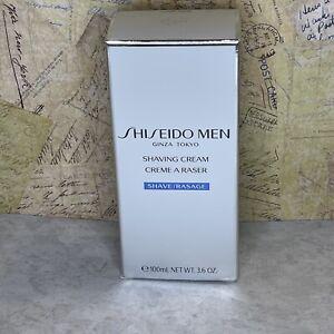 Shiseido Men Shaving Cream 3.6 oz/100mL NIB