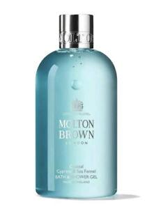 MOLTON BROWN Coastal Cypress and Sea Fennel Bath & shower Gel  300ml