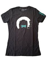Ladies Dead Space Cracked Moon T-shirt Size Large-brand New