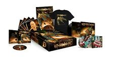 Unisonic Light of Dawn box set with t-shirt poster bonus discs vinyl helloween