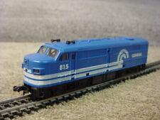 Mehano N Scale Conrail #815 ALCO FA-2 Diesel Locomotive Engine Tested