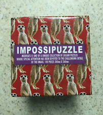 Meerkat Impossipuzzle Jigsaw Puzzle (100 pieces)  **NEW**