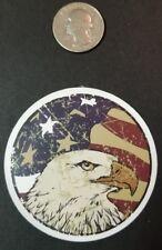 American eagle sticker  **** American flag sticker *** USA decal
