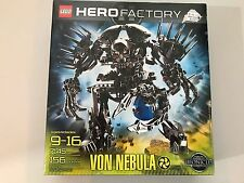 LEGO 7145 Hero Factory Bionicle Von Nebula Brand New Sealed 145 pieces