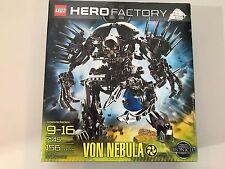 LEGO 7145 Hero Factory Bionicle Von Nebula Brand New Sealed 145 pieces