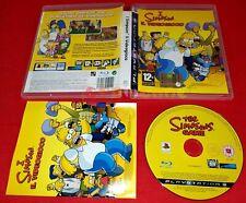 I SIMPSON IL VIDEOGIOCO The Simpsons Ps3 Versione Italiana 1ª Ed - COMPLETO - HF