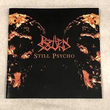 ROTTEN SOUND Still Psycho CD, 2000 Grindcore Death Metal NASUM, CARCASS, EXHUMED
