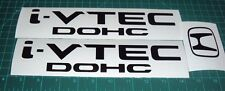I Vtech DOHC Jdm Decal Set of 3 Mugen JDM Spoon Honda Civic Accord Prelude CRX