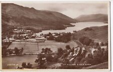 Perthshire; St Fillans & Loch Earn RP PPC, Unposted, By Valentines