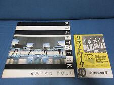 Kraftwerk 1981 Japan Tour Book Japan Tour Book w Flyer Concert Program Synth YMO