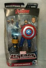 Marvel Legends 6 in Age Of Ultron Captain America Thanos Wave Damaged Box MCU