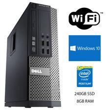 PCs de sobremesa y todo en uno Dell Intel Pentium 8GB