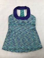 Lululemon Scoop Me Up Tank Top Space Dye Wee Are From Space Womens 6? Flawed