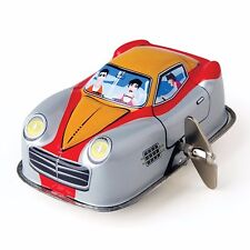 "TINPLATE TOY CLOCKWORK ""RANDOM RACER"" CAR"