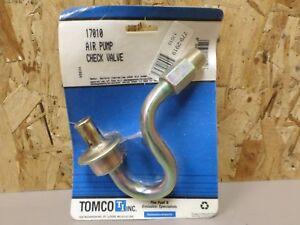 Tomco 17010 Air Pump Check Valve  FORD 2.3L
