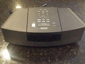 Bose Wave Music System, Espresso Black -  Works great!
