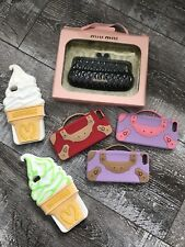 •••Bunch of designer IPHONE Cases LOT incl. iPhone 5 cases•••See my other items!