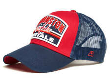 Washington Capitals NHL cap with mesh LICENSED, NEW size L-XL New collection!!!