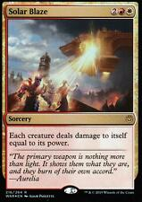 Solar Blaze FOIL | NM/M | War of the Spark | Magic MTG