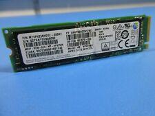 Samsung 256gb SSD MZVPV256HDGL SM951 NVME M.2 801075-002 HARD DRIVE