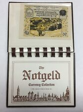 The Notgeld Currency Collection Lot 10 Notes 1981 Calhoun's Collectors Society