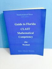 Wooland Guide to Florida CLAST,Mathematical Competency,MILLER,HEEREEN,HORNSBY