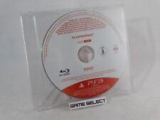 TV SUPERSTARS SONY PS3 PLAYSTATION 3 DISCO EDIZIONE PROMO ORIGINALE