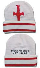 Sword Art Online Knight of Blood Cross Beanie Hat *NEW*