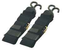 NEW! Invincible Marine Transom Tie-Down Straps, 2-Pack BR59810