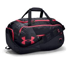 Under Armour UA Undeniable Duffel 4.0 Medium Reisetasche Sporttasche 58L schwarz