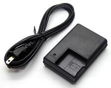 Battery Charger For NP-BK1 Sony DSC-S950B DSC-S980S DSC-W180S DSC-W190S DSC-W370