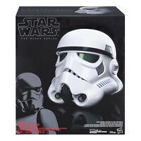 Star Wars Imperial Stormtrooper Electronic Voice Changer Helmet Rare 1:1 Prop