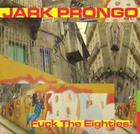 "JARK PRONGO f**k the eighties PSSST 0357 dutch pssst 2003 12"" PS EX/EX"