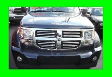 Dodge Nitro Chrome Grille Grille kit Trim