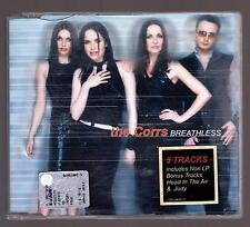 THE CORRS CDs BREATHLESS + 2 (N. 3 TRACKS)
