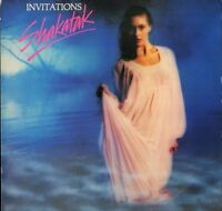 SHAKATAK invitations POLD 5068 near mint disc uk polydor 1982 LP PS EX/EX +inner